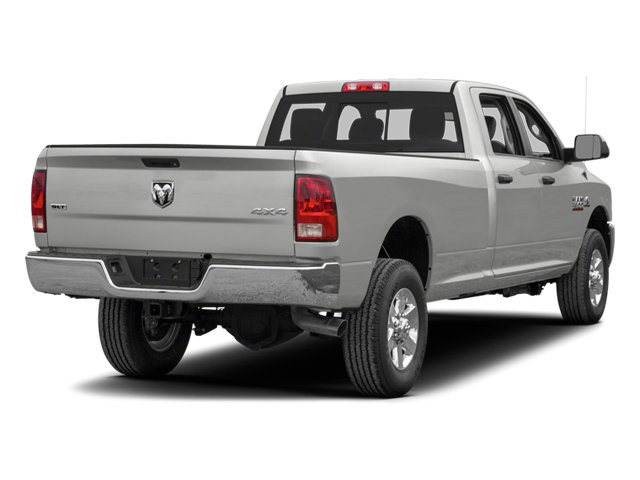 2013 Ram Truck 3500 Prices and Values Crew Cab Limited 4WD side rear view