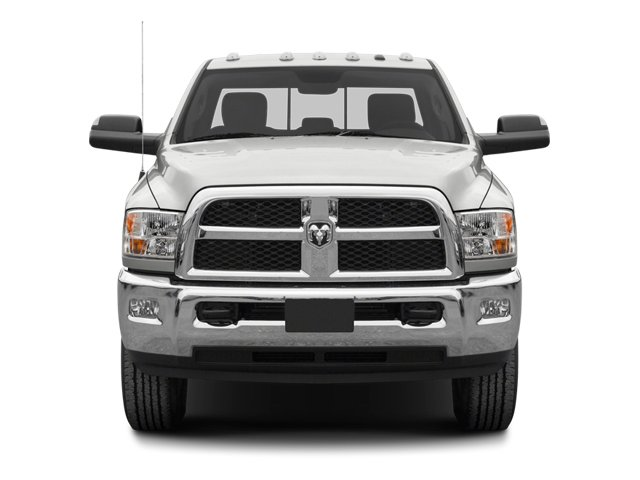2013 Ram Truck 3500 Prices and Values Crew Cab Tradesman 4WD front view