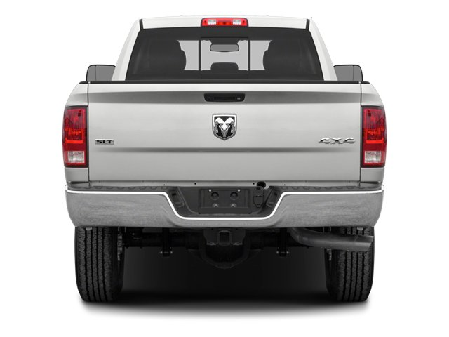2013 Ram Truck 3500 Prices and Values Crew Cab Limited 4WD rear view