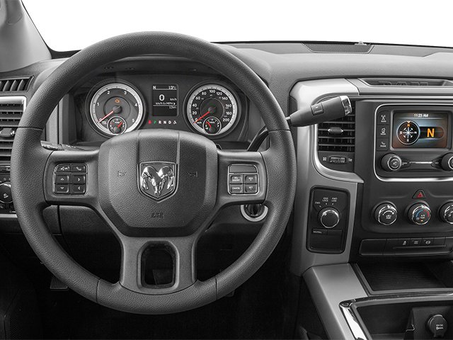 2013 Ram Truck 3500 Prices and Values Crew Cab Tradesman 4WD driver's dashboard