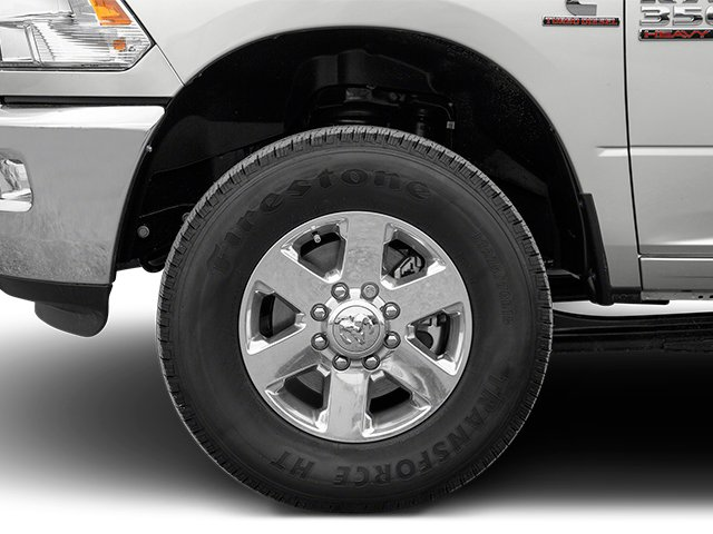 2013 Ram Truck 3500 Prices and Values Crew Cab Limited 4WD wheel