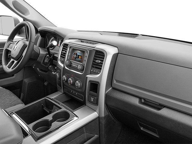2013 Ram Truck 3500 Prices and Values Crew Cab Limited 4WD passenger's dashboard