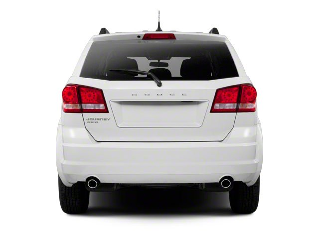 2013 Dodge Journey Prices and Values Utility 4D SXT AWD rear view