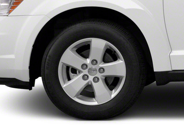 2013 Dodge Journey Prices and Values Utility 4D SXT AWD wheel