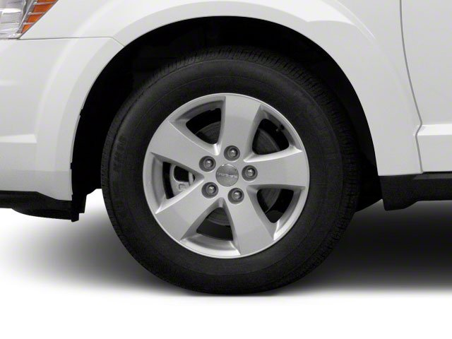 2013 Dodge Journey Prices and Values Utility 4D Crew AWD wheel
