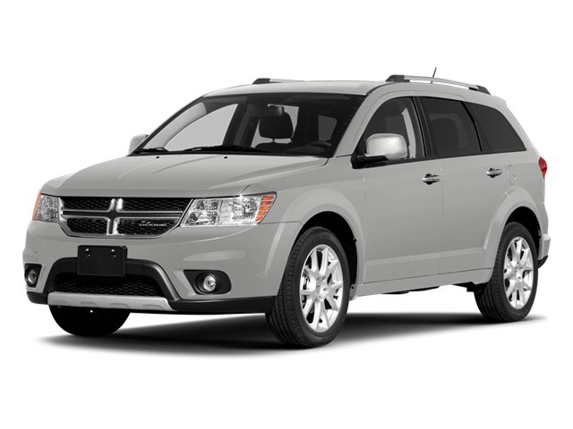 2013 Dodge Journey Prices and Values Utility 4D R/T 2WD side front view