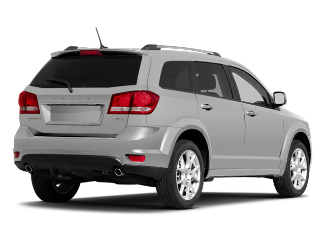 2013 Dodge Journey Prices and Values Utility 4D R/T 2WD side rear view