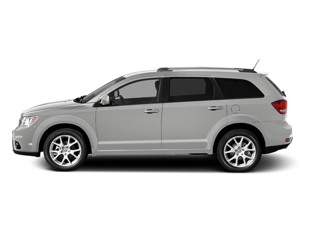2013 Dodge Journey Prices and Values Utility 4D R/T 2WD side view