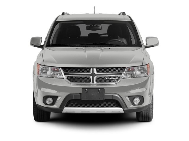 2013 Dodge Journey Prices and Values Utility 4D R/T 2WD front view