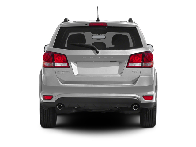 2013 Dodge Journey Prices and Values Utility 4D R/T 2WD rear view