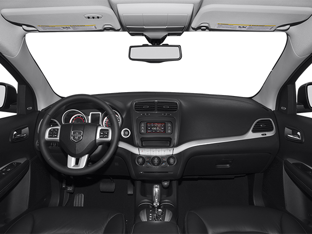 2013 Dodge Journey Prices and Values Utility 4D R/T 2WD full dashboard