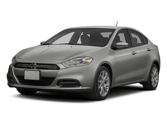 2013 Dodge Dart Prices and Values Sedan 4D SXT side front view