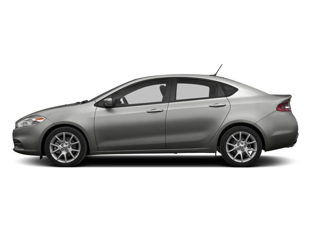 2013 Dodge Dart Pictures Dart Sedan 4D GT I4 photos side view