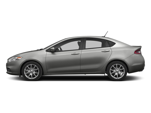 2013 Dodge Dart Pictures Dart Sedan 4D Aero I4 Turbo photos side view