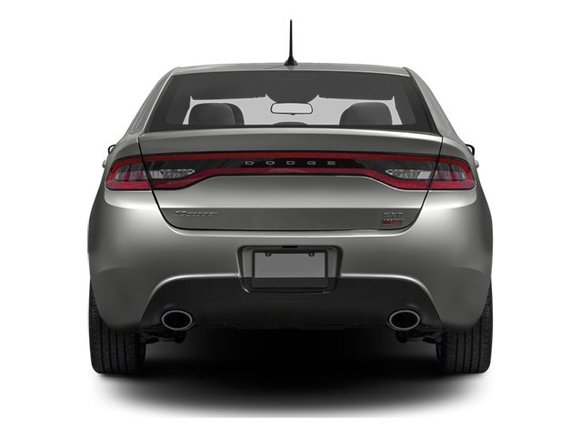2013 Dodge Dart Prices and Values Sedan 4D SXT rear view