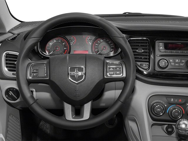 2013 Dodge Dart Pictures Dart Sedan 4D GT I4 photos driver's dashboard