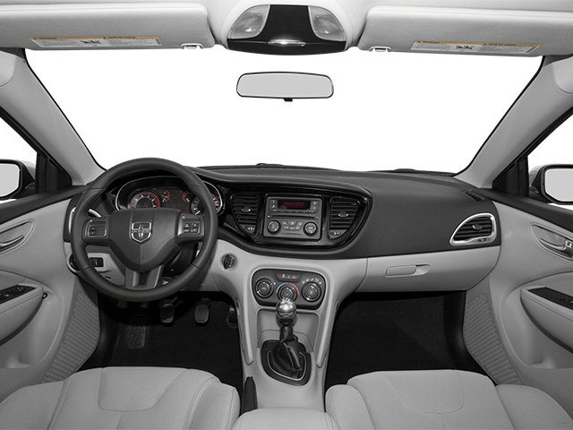 2013 Dodge Dart Prices and Values Sedan 4D SXT full dashboard