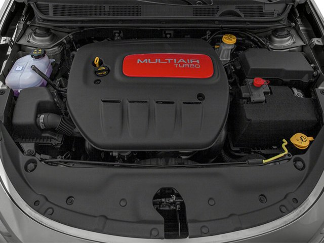 2013 Dodge Dart Pictures Dart Sedan 4D GT I4 photos engine