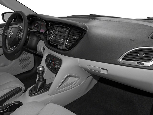 2013 Dodge Dart Prices and Values Sedan 4D SXT passenger's dashboard