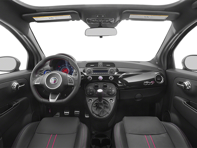2013 FIAT 500 Pictures 500 Convertible 2D Abarth I4 photos full dashboard