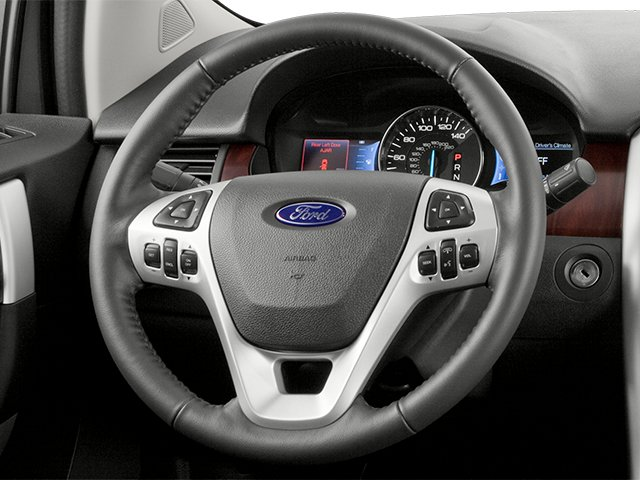 Ford Edge Crossover 2013 Wagon 4D SEL AWD - Фото 4