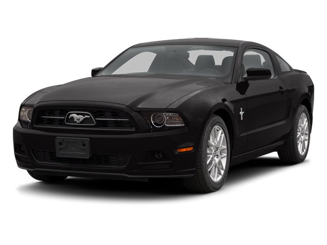 Ford Mustang Coupe 2013 Coupe 2D GT - Фото 1