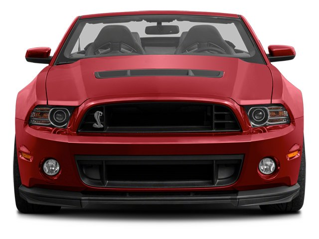 2013 Ford Mustang Convertible 2D Shelby GT500 Prices ...
