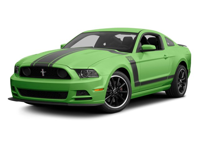 Ford Mustang Coupe 2013 Coupe 2D Boss 302 - Фото 1
