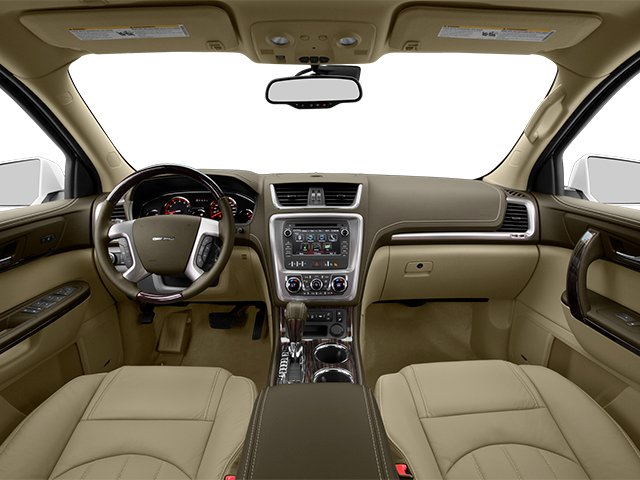 2013 GMC Acadia Prices and Values Wagon 4D Denali AWD full dashboard