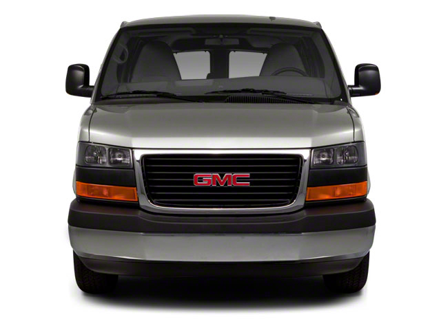 2013 GMC Savana Passenger Pictures Savana Passenger Savana LT 135 photos front view