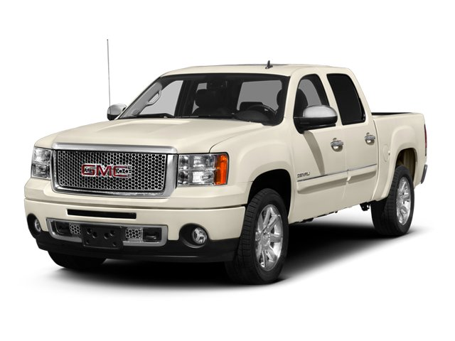 2013 GMC Sierra 1500 Pictures Sierra 1500 Crew Cab Denali AWD photos side front view