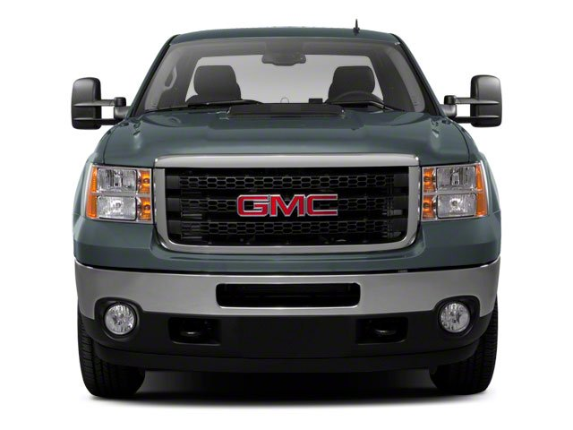 2013 GMC Sierra 2500HD Prices and Values Crew Cab SLE 2WD front view