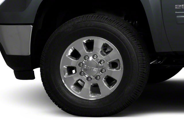 2013 GMC Sierra 2500HD Prices and Values Crew Cab SLE 2WD wheel
