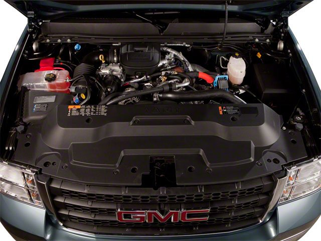 2013 GMC Sierra 2500HD Prices and Values Crew Cab SLE 2WD engine