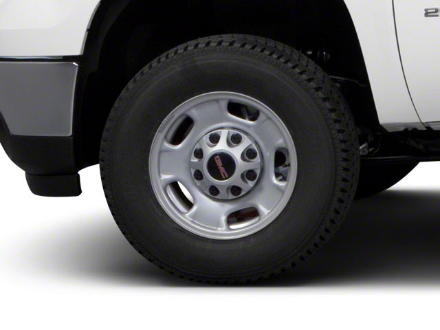 2013 GMC Sierra 2500HD Prices and Values Regular Cab SLE 2WD wheel