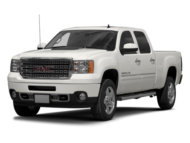 2013 GMC Sierra 2500HD Prices and Values Crew Cab Denali 4WD side front view