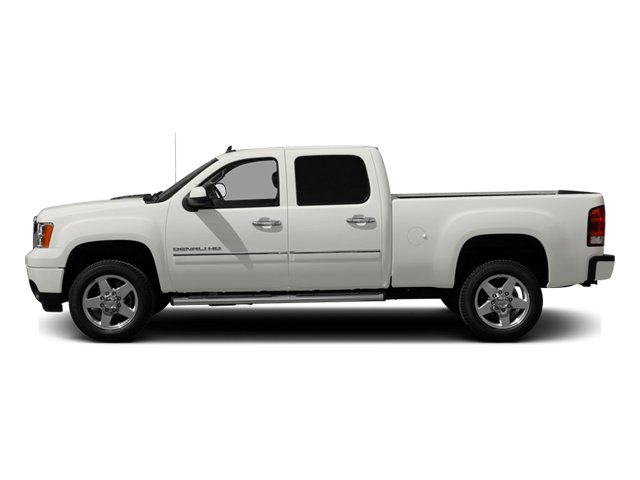 2013 GMC Sierra 2500HD Prices and Values Crew Cab Denali 4WD side view