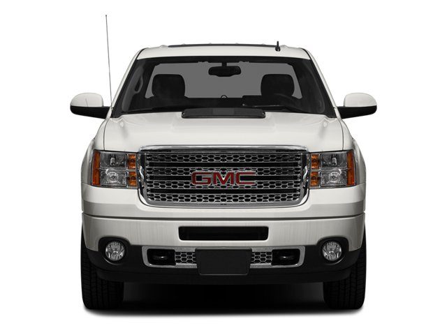 2013 GMC Sierra 2500HD Prices and Values Crew Cab Denali 4WD front view