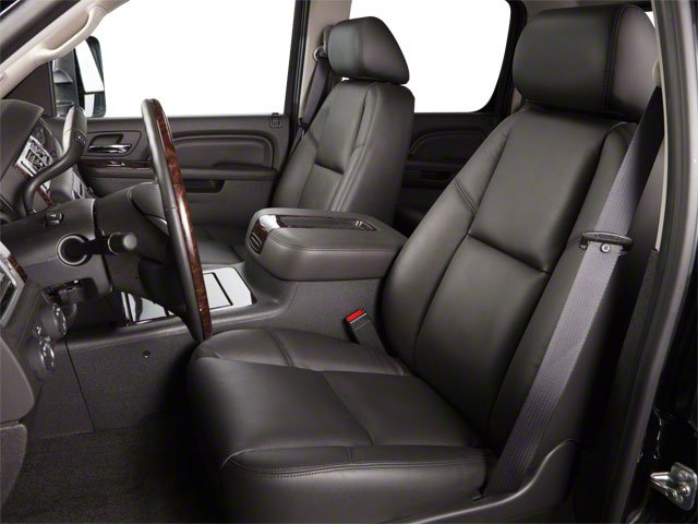 2013 GMC Sierra 3500HD Prices and Values Crew Cab SLE 2WD front seat interior