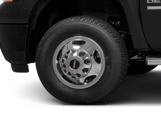 2013 GMC Sierra 3500HD Prices and Values Crew Cab SLE 2WD wheel
