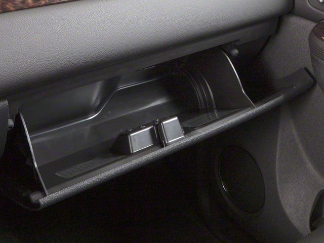 2013 GMC Sierra 3500HD Prices and Values Crew Cab SLE 2WD glove box
