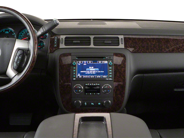 2013 GMC Sierra 3500HD Prices and Values Crew Cab SLE 2WD center dashboard