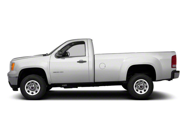 2013 GMC Sierra 3500HD Prices and Values Regular Cab SLE 2WD side view