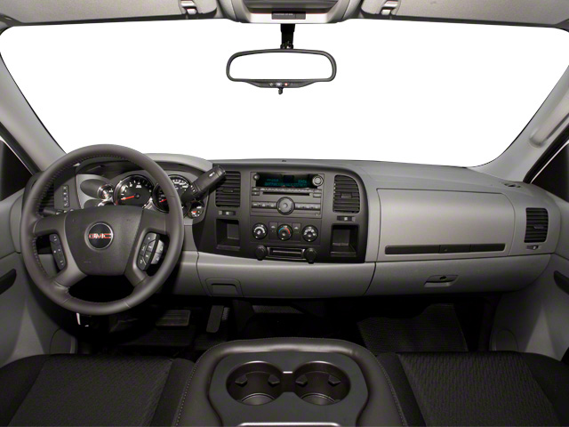 2013 GMC Sierra 3500HD Prices and Values Regular Cab SLE 2WD full dashboard