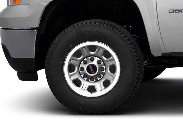 2013 GMC Sierra 3500HD Prices and Values Regular Cab SLE 2WD wheel
