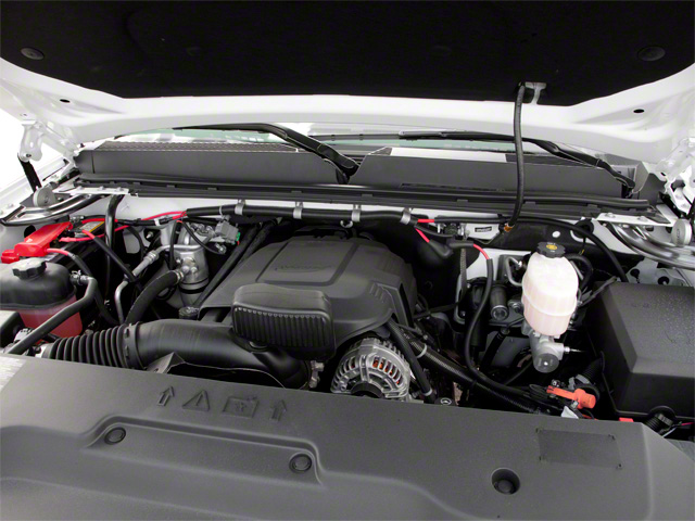 2013 GMC Sierra 3500HD Prices and Values Regular Cab SLE 2WD engine