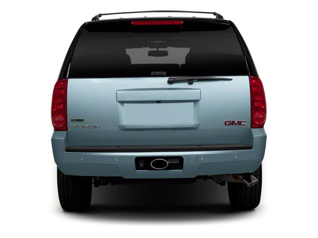 2013 GMC Yukon Hybrid Prices and Values Utility 4D Hybrid 2WD rear view
