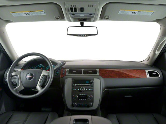 2013 GMC Yukon Hybrid Prices and Values Utility 4D Hybrid 2WD full dashboard