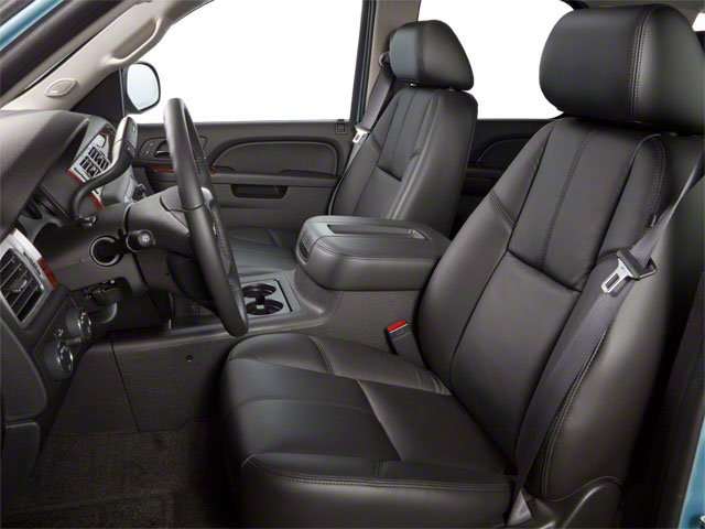 2013 GMC Yukon Hybrid Prices and Values Utility 4D Hybrid 2WD front seat interior