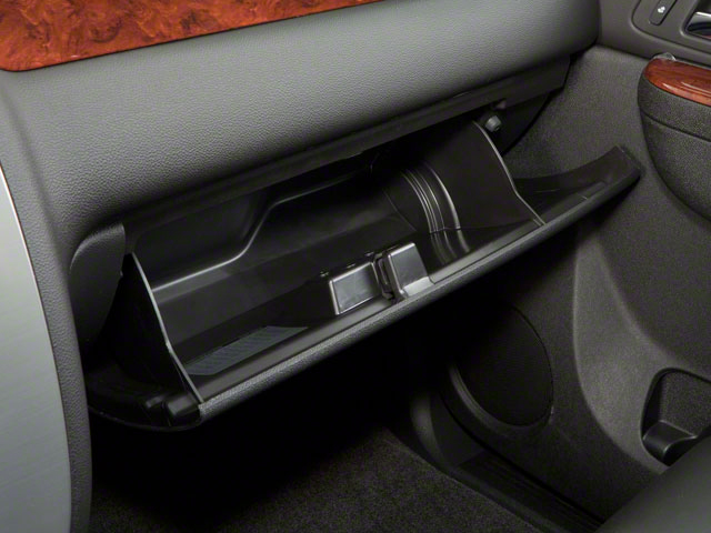 2013 GMC Yukon XL Pictures Yukon XL Utility C1500 SLT 2WD photos glove box